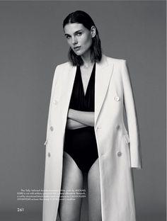 The Gentlewoman Issue 9 | Spring 2014 | Emma Champtaloup by Collier Schorr | Styled by Alastair McKimm