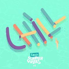 soshfr:   LA PLAYLIST DU LUNDI #1 — CHILL À la plage, au bureau, dans la rue, dans le métro, où vous voulez, quand vous voulez, cliquez sur l'image et découvrez la playlist du lundi #1 consacrée à notre activité préférée de l'été: le chill.  Read More  FIRST PLAYLIST COVER for Sosh