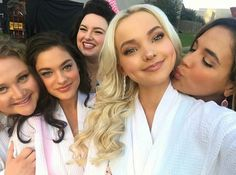 "Dove Cameron posted on her Instagram. ""that's an official wrap on my character in #dumplin. """