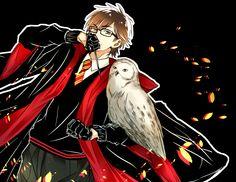 Ace of Diamond / Daiya no Ace  goes Harry Potter - Miyuki Kazuya by SAKANA on…