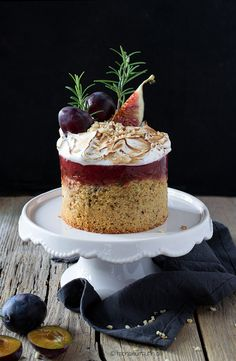 Veggie Recipes, Cake Recipes, Christmas Lunch, Little Cakes, Healthy Cooking, Food Inspiration, Bakery, Deserts, Food And Drink