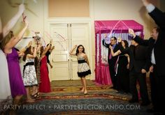 Art-Themed Bat Mitzvah » Party Perfect