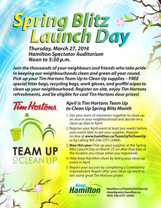 Join us! All Year Round, Tim Hortons, Life Savers, The Neighbourhood, Water Bottle, Join, Product Launch, Park, Life Preserver