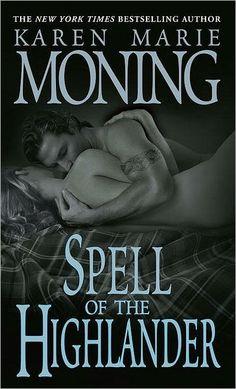 Spell of the Highlander by Karen Marie Moning #7