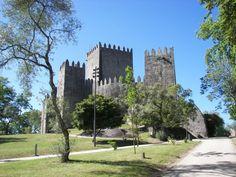 Castillo de Guimaraes #portugal #guimaraes
