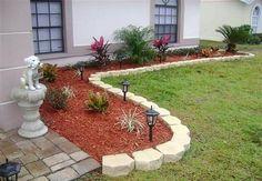 Garden Design: Garden Design with Video Shows Crew Trimming Small ...