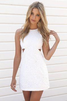 Dresses Trends 2013: White Dresses 2013