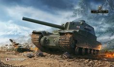 World of Tanks Type 5 Heavy is tier X Japan heavy and game by dmg is nice. 354 exp is to low for such DMG blocked. World Of Tanks, Military Guns, Military Art, Military Vehicles, Tank Wallpaper, Tank Warfare, Tank Armor, War Thunder, Battle Tank