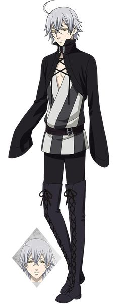 Snake from Black Butler: Book of Circus