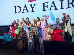 Our family-friendly Day Faire allowed guests to visit realms of Middle Earth, Hogwarts, Narnia, Westeros, Oz, and many more while enjoying activities including heroic archery, sword fighting, spell slinging, photo ops, a Bestiary (including unicorns!) and Medieval-inspired crafts.