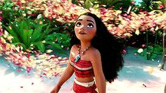 Kinda like Pocahontas