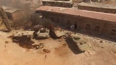 В Сирии продолжается война с бандитами и террористами из США и Англии (видео)