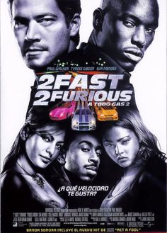 Watch 2 Fast 2 Furious (2003) Full Movie HD Free Download