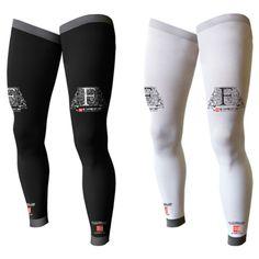 Full Leg Compression White