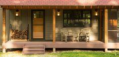 Trout Fishing Cabin - Dale Mulfinger, SALA Architects