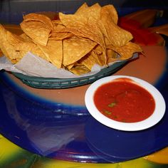 Craving an authentic #Mexican meal? Look no further than El Rodeo, which has locations all over central PA, including this location in Mechanicsburg! To start your meal, these tortilla chips and salsa are excellent!