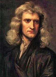 Isaac Newton is geboren in Woolsthorpe-by-Colsterworth(1643). Hij was een bekende, Engelse wetenschapper. hij deed onderzoek naar zwaartekracht. Hij is degene die de natuurwet van de zwaartekracht bedacht. Hij overleed in Kensington(1727).