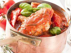 Cuisses de poulet provençales : Recette de Cuisses de poulet provençales - Marmiton