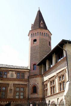 Aosta, Priorat Sant'Orso (St. Ursus Priory)  #TuscanyAgriturismoGiratola