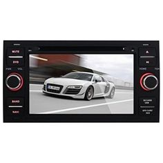 K-Navi 7 Inch Car Bluetooth DVD Player Multimedia GPS Navigation System Android For Ford 1024*600 - For Sale
