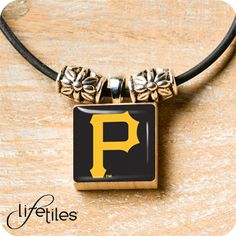 Pittsburgh Pirates LifeTiles Necklace