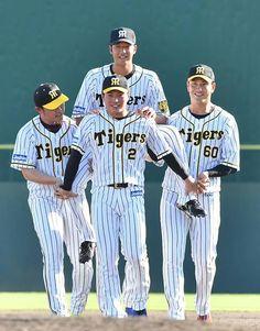 Baseball Players, Baseball Cards, Hanshin Tigers, Sports, Google, Hs Sports, Sport