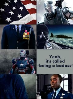 "Col. James ""Rhodey"" Rhodes"