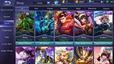 Alucard Mobile Legends, Skin Wars, Legend Games, Play Hacks, Mobile Legend Wallpaper, The Legend Of Heroes, Box Art, Faith, Diamond