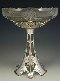 WMF Art Nouveau Tazza
