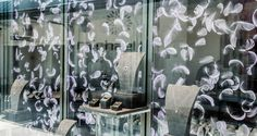 3 D Inlays in Acrylglas Innovation Design, Surface Design, Regency, Design Trends, Curtains, Mirror, Wall, Furniture, Inlays