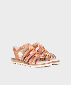 Women's Leather Sandals | Pikolinos Official Online Store