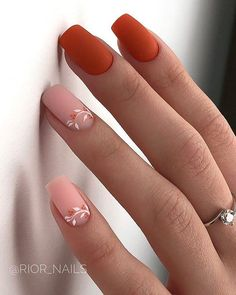 Nail art Christmas - the festive spirit on the nails. Over 70 creative ideas and tutorials - My Nails Cute Acrylic Nails, Cute Nails, Pretty Nails, Gel Nails, Nail Nail, Toenails, Classy Nails, Stylish Nails, Simple Nails