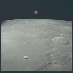 Apollo 12 Hasselblad image from film magazine 51/R - Orbital