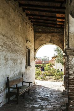 Where to go this weekend: San Juan Capistrano (Mission San Juan Capistrano, founded in 1775. (Lisa Corson / Sunset Publishing)