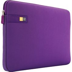 Amazon.com: Case Logic Sleeve for 15.6-Inch Notebook, Purple (LAPS-116PU): Computers & Accessories