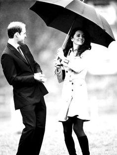 Kate & William