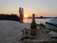 After two visits to Islands of Siankaba, on the Zambezi River in Livingstone,Zambia, I can tell you that this place is my very own heaven on earth.
