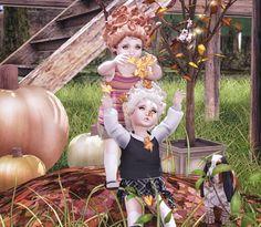 Autumn fun! - Embla's secret corner