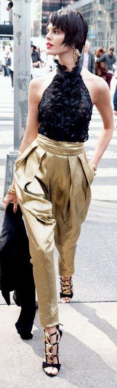 Maryna Linchuk for Vogue China 2013♥✤ | Keep Smiling | BeStayBeautiful