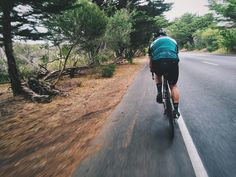 Great morning on the #bellarine with the great man!  #vscocycling | #wymtm