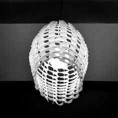 3D Printed Lamp Shade: 5 Steps Cad Programs, Bedroom Lamps, Lampshades, 3d Printer, Table Lamp, Chandelier, Ceiling Lights, Printed, Design