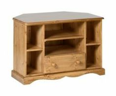 Badger Pine Corner TV Cabinet http://solidwoodfurniture.co/product-details-pine-furnitures-411-badger-pine-corner-tv-cabinet.html