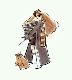 Read Hermione Granger from the story Fanarts Harry Potter Harry Potter Disney, Memes Do Harry Potter, Arte Do Harry Potter, Harry Potter Pictures, Harry Potter Universal, Harry Potter Fandom, Harry Potter World, Harry Potter Films, Fanart Harry Potter