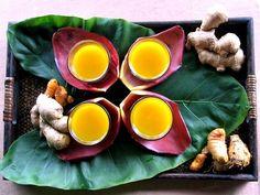 Indonesian Jamu: A simple recipe to make your own healing detox tonic