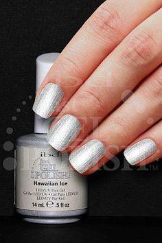 IBD Beauty Just Gel Polish Hawaiian Ice #5654