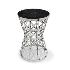 MOSAIC TABLE w/BLACK MOSAIC TOP - LIMITED EDITIONS - Accessories - New York Style Furniture - Mobilia Living with Style