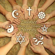 Embracing diversity.