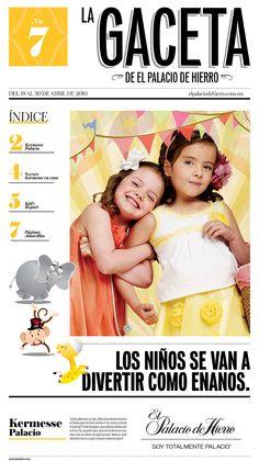No. 7 #PalaciodeHierro #ElPalacio #ElPalaciodeHierro #Fashion  #ExclusivaPalacio #Style #FashionStye #Lookbook #Moda #Gaceta #Portadas #Informacion