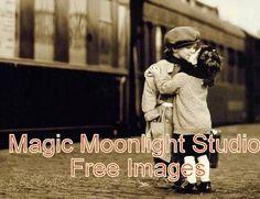Magic Moonlight Free Images