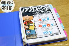 Sight Words are such an important component to any successful reading program. When kids learn sight words along with phonics skills, they become strong a